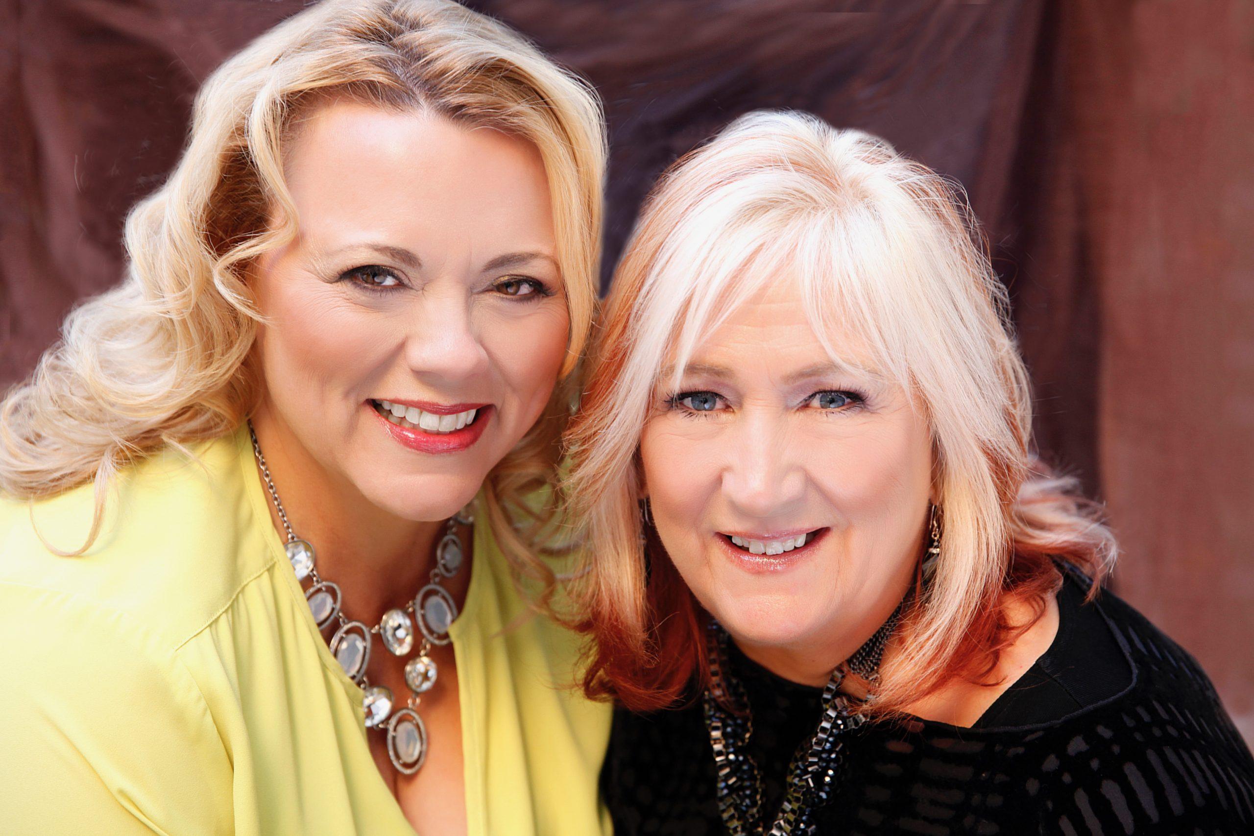 Michele and Belanie